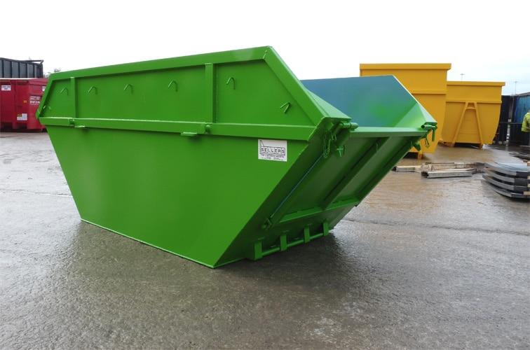 green skip bin hire
